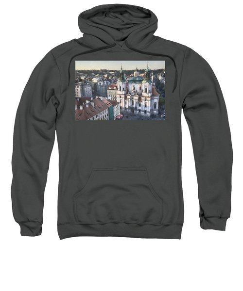 St Nicholas Prague Sweatshirt
