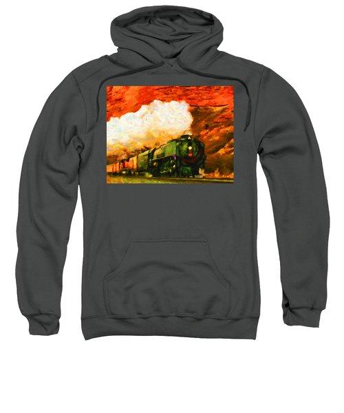 Steam And Sandstone Sweatshirt