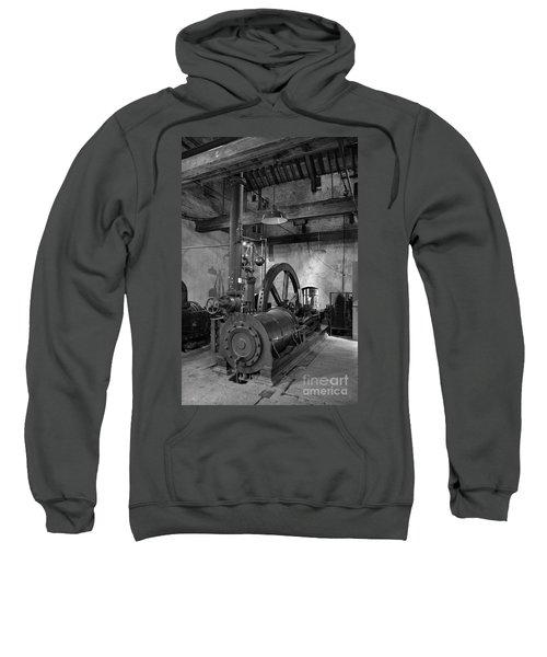 Steam Engine At Locke's Distillery Sweatshirt