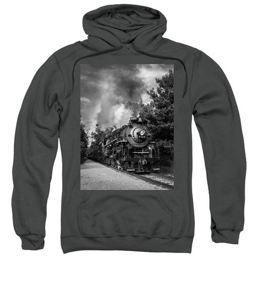 Steam On The Rails Sweatshirt