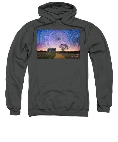 Still Standing As Time Passes Sweatshirt