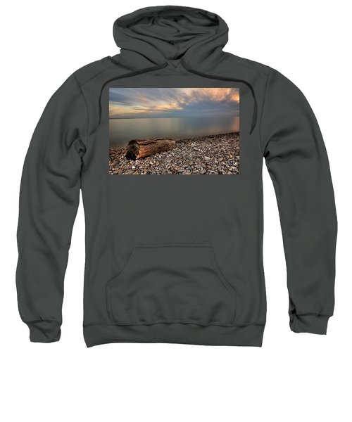 Stone Beach Sweatshirt by James Dean