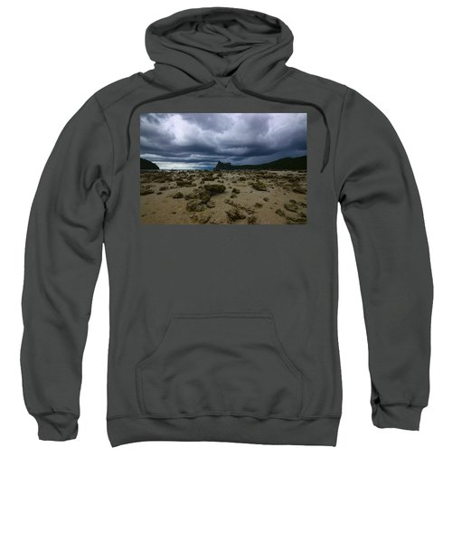 Stormy Beach Sweatshirt