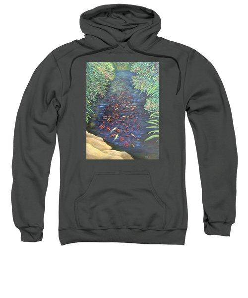 Stream Of Koi Sweatshirt