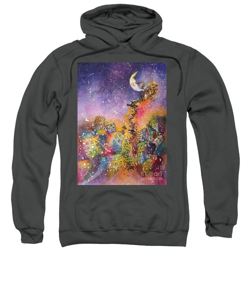 Street Dance Sweatshirt