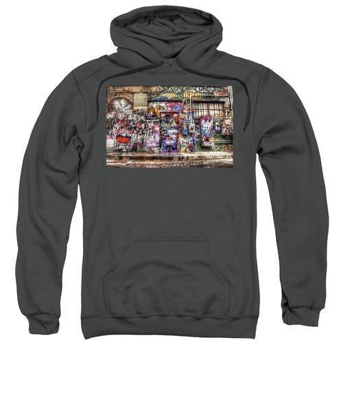 Street Life Sweatshirt