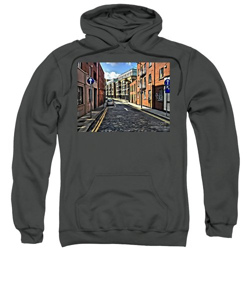Streets Of Ireland Sweatshirt