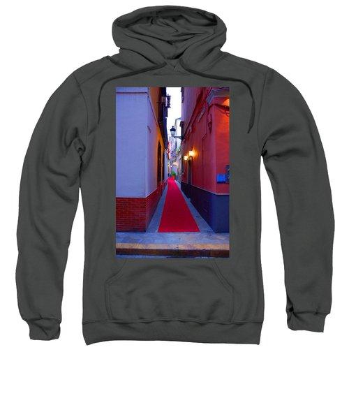 Streets Of Seville - Red Carpet  Sweatshirt