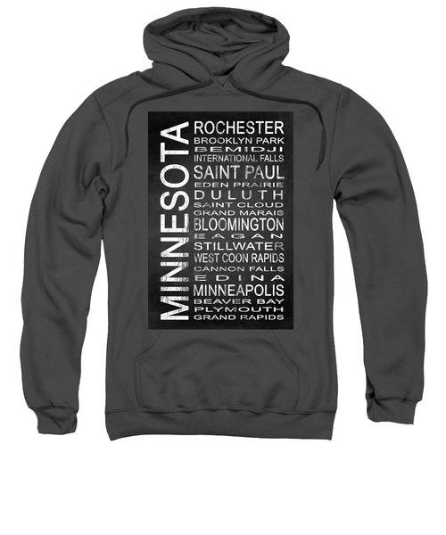 Subway Minnesota State 1 Sweatshirt