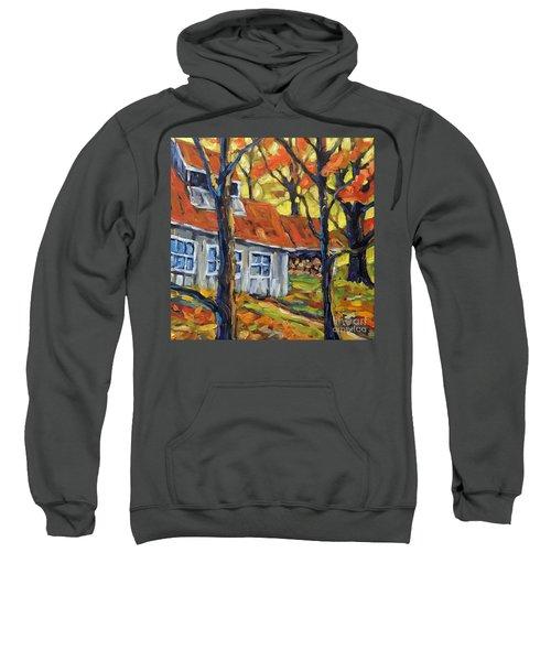 Sugar Shack Colors By Prankearts Sweatshirt
