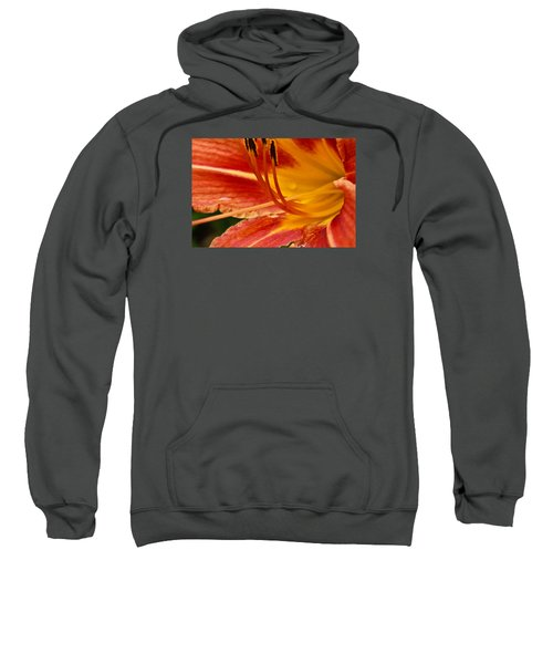 Summer Daylily Sweatshirt