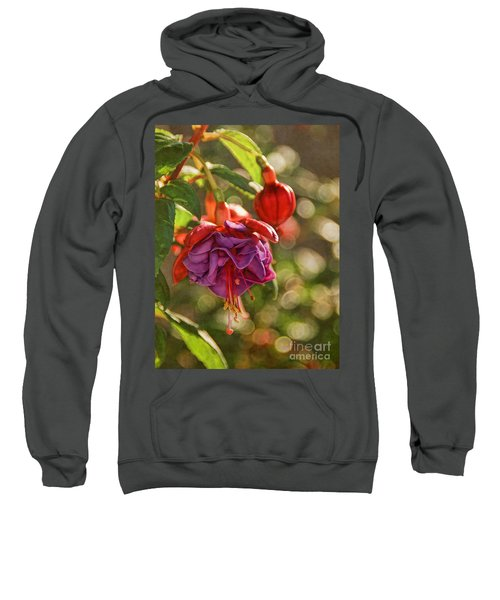 Summer Jewels Sweatshirt by Peggy Hughes