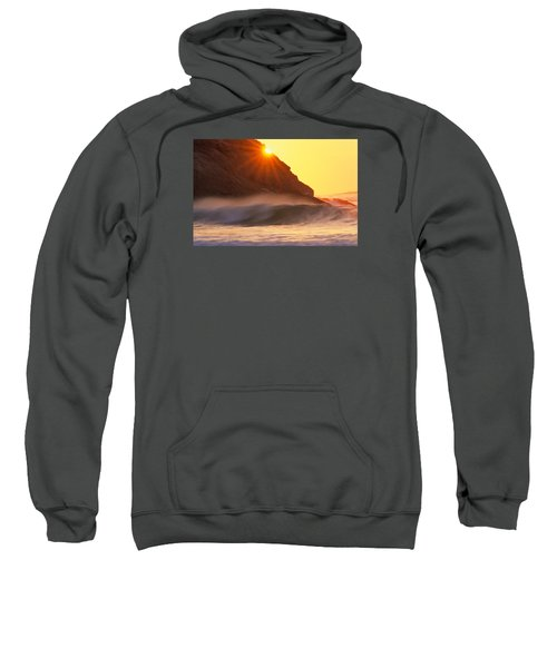 Sun Star Singing Beach Sweatshirt