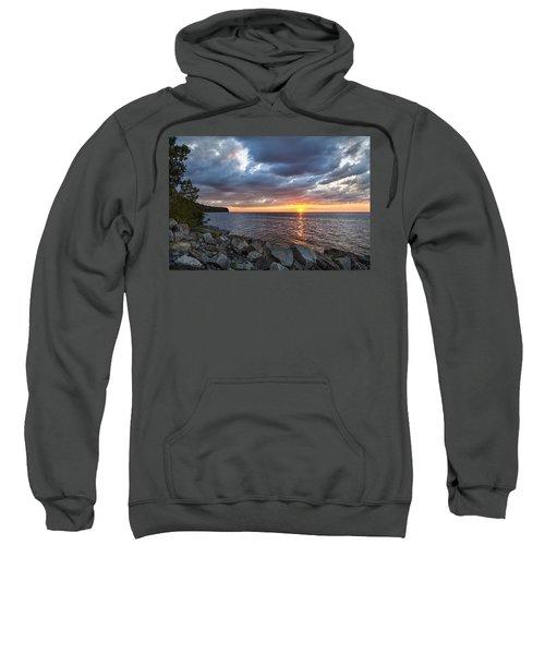 Sundown Bay Sweatshirt by Bill Pevlor
