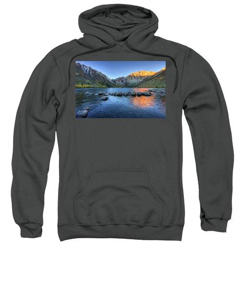 Sunrise At Convict Lake Sweatshirt