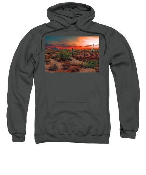 Sunrise Cocktail Sweatshirt