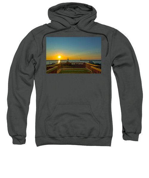 Sunrise Deck Sweatshirt