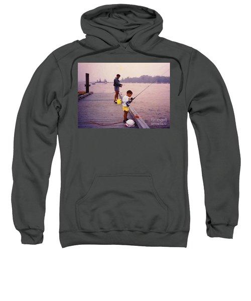 Sunrise Fishing Sweatshirt