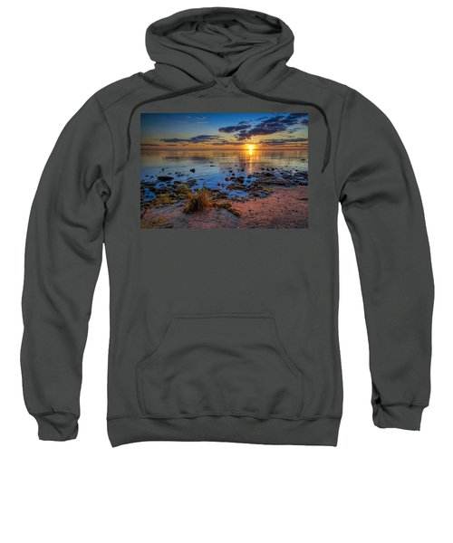 Sunrise Over Lake Michigan Sweatshirt
