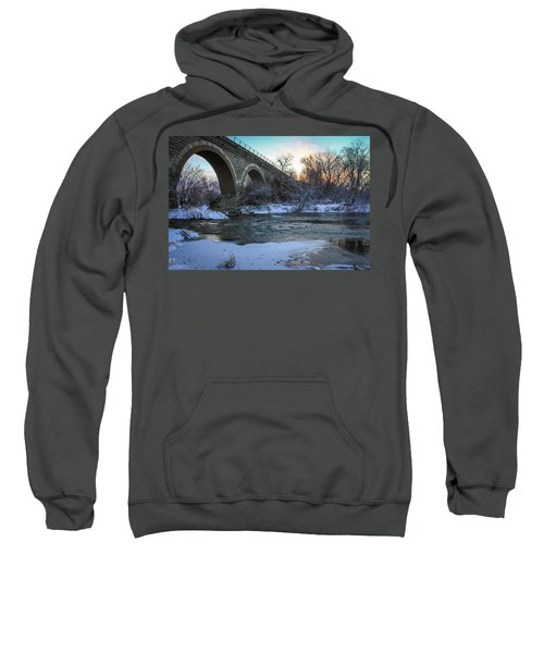 Sunrise Under The Bridge Sweatshirt