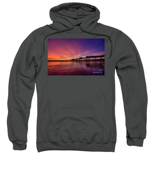 Sunset Afterglow Sweatshirt
