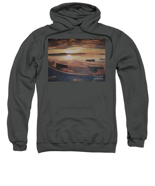 Sunset Evening Tide Sweatshirt