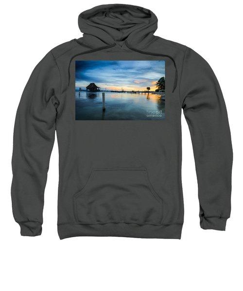 Sunset In San Pedro Sweatshirt
