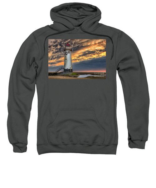 Sunset Lighthouse Sweatshirt