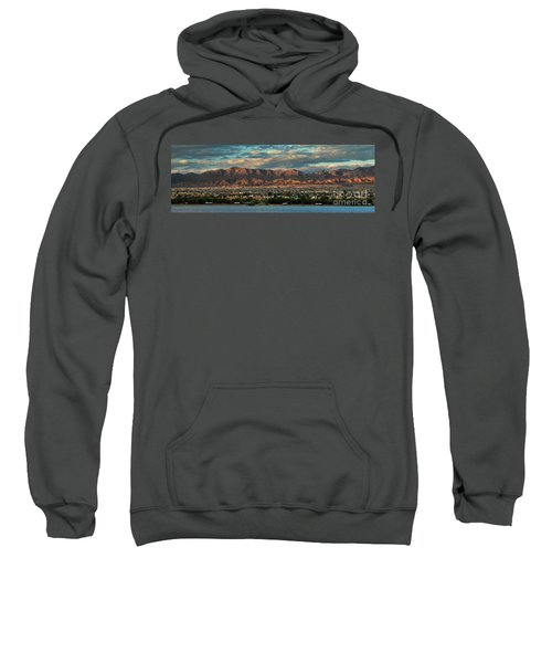 Sunset Over Havasu Sweatshirt