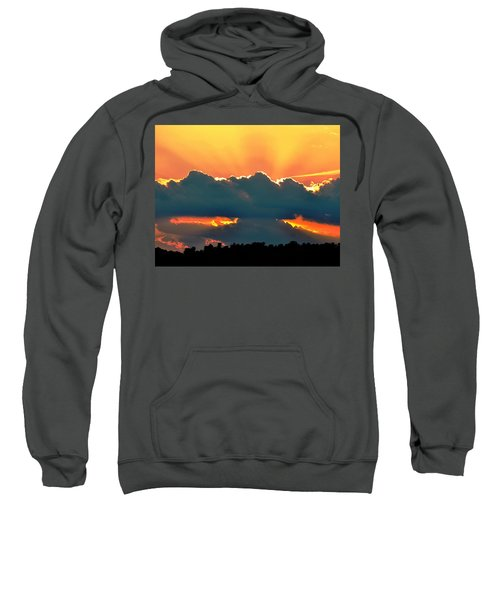 Sunset Over Southern Ohio Sweatshirt