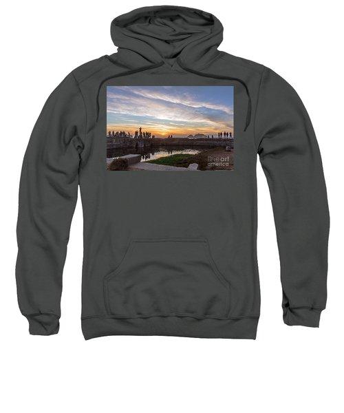 Sunset Party Sweatshirt