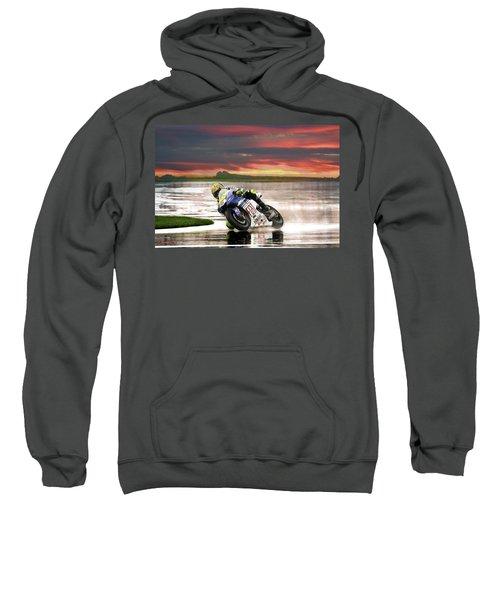 Sunset Rossi Sweatshirt