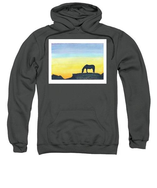 Sunset Silhouette Sweatshirt