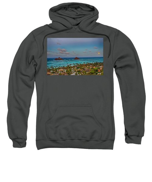 Supermoon Moonrise Sweatshirt