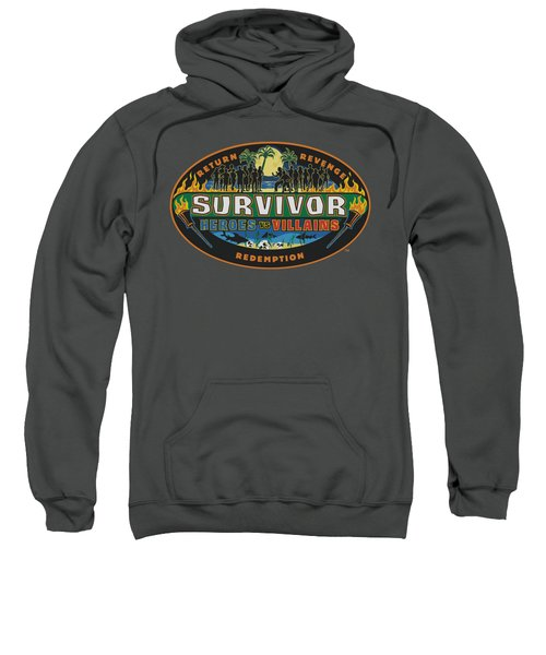 Survivor - Heroes Vs Villains Sweatshirt