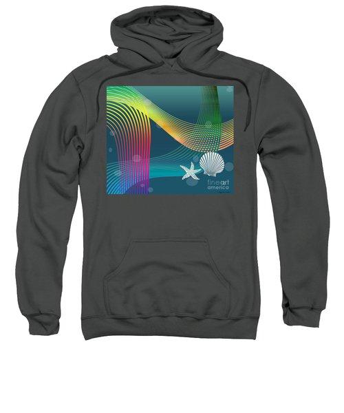 Sweet Dreams2 Abstract Sweatshirt