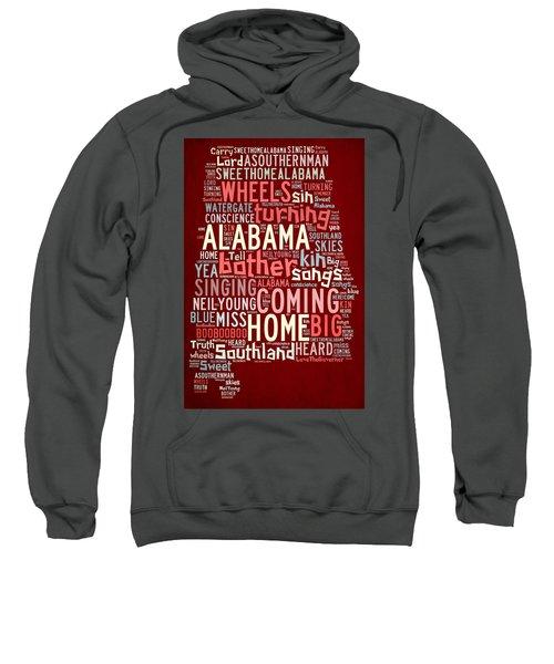 Sweet Home Alabama 4 Sweatshirt