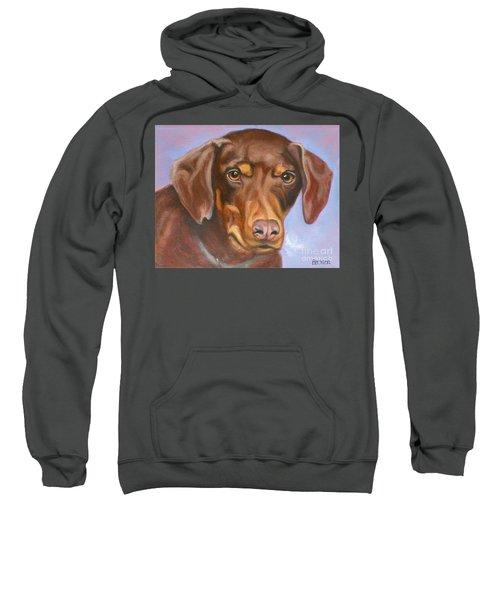 Rescued At Last Sweatshirt