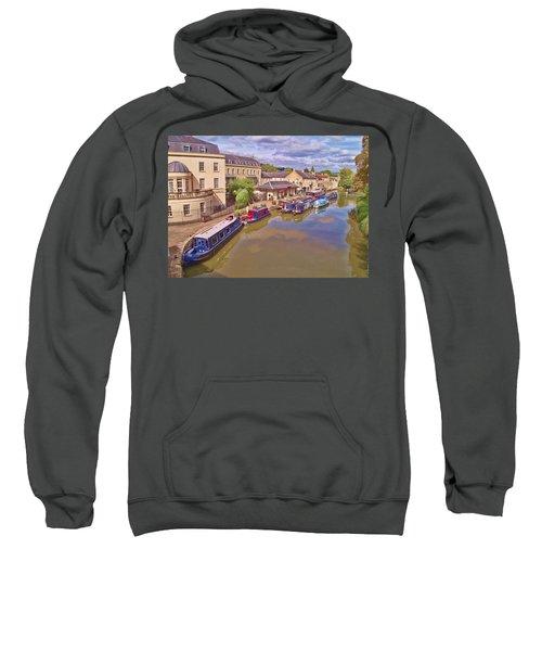 Sydney Wharf Bath Sweatshirt