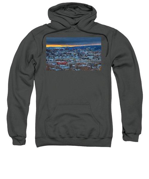 Syracuse At Sunset Sweatshirt