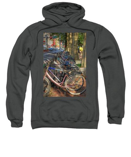 Taiwan Bikes Sweatshirt