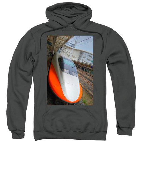 Taiwan Bullet Train Sweatshirt