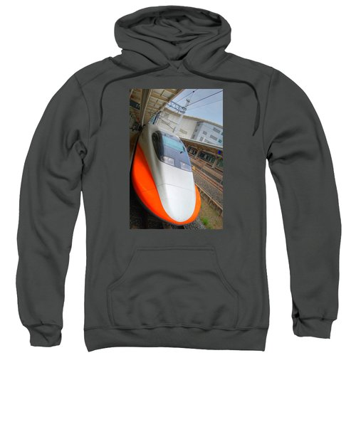 Taiwan Bullet Train Sweatshirt