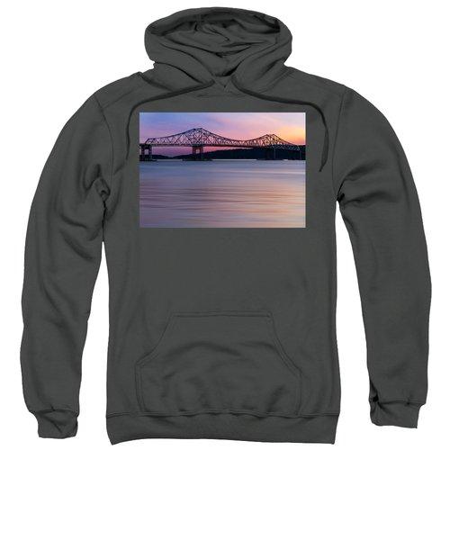 Tappan Zee Bridge Sunset Sweatshirt
