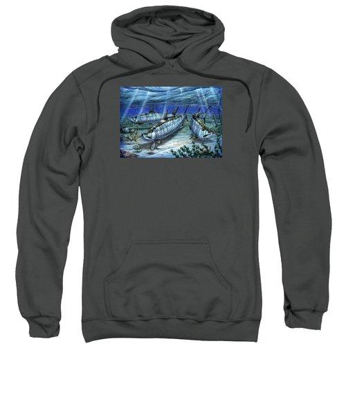 Tarpon In Paradise - Sabalo Sweatshirt