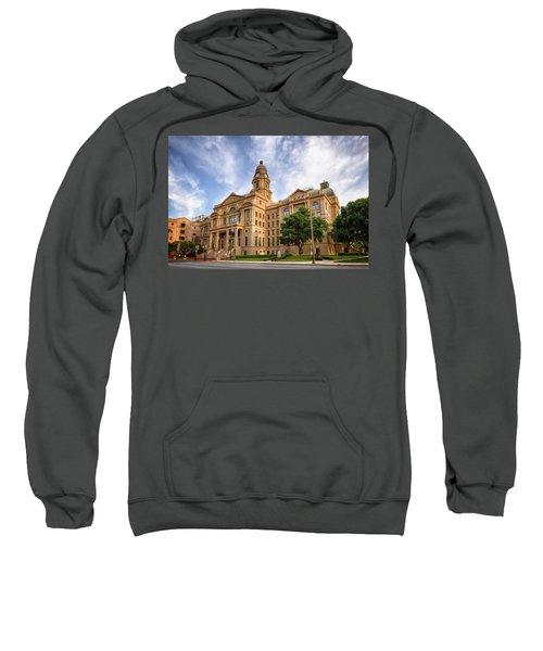 Tarrant County Courthouse II Sweatshirt