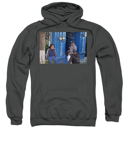 Tatoo Guys Sweatshirt