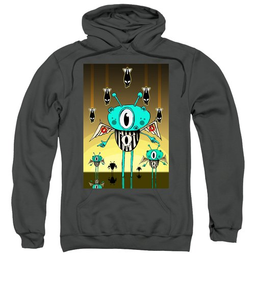 Team Alien Sweatshirt