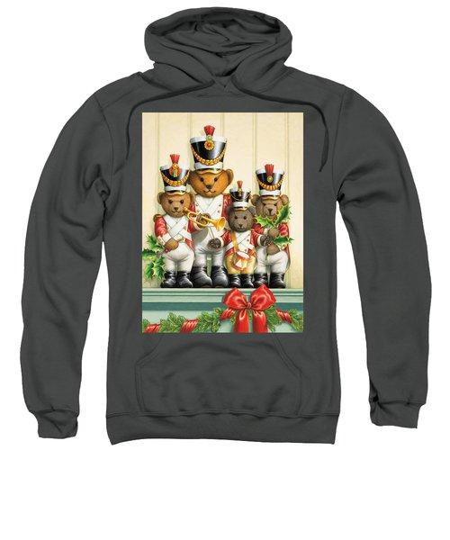 Teddy Bear Band Sweatshirt