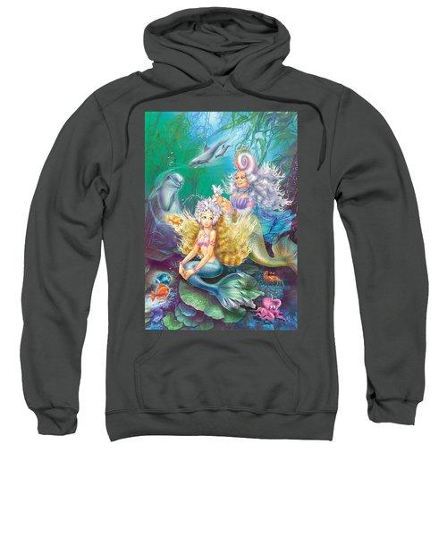 Teen Little Mermaid Sweatshirt